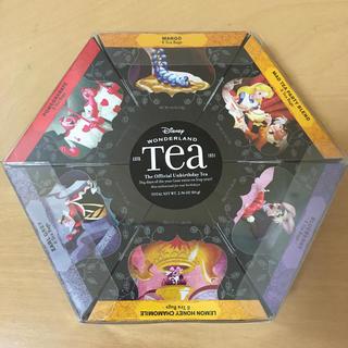 ディズニー(Disney)の新品 ディズニーワールド アリス 紅茶 Unbirthday Tea(茶)