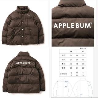APPLEBUM - 【APPLEBUM】Logo Innercotton Jacket L