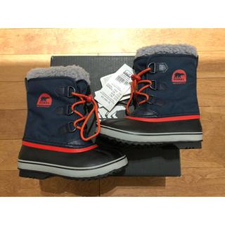 ソレル(SOREL)の新品 SOREL ソレル  スノーブーツ 19cm(ブーツ)