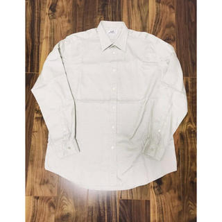 エルメス(Hermes)のエルメス HERMES 長袖シャツ シャツ セリエ ボタン オシャレ(シャツ)