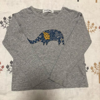ミナペルホネン(mina perhonen)のkidsミナペルホネン*zo カットソー 130(Tシャツ/カットソー)