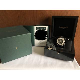 オーデマピゲ(AUDEMARS PIGUET)の新品同様 241万 ロイヤルオーク オフショア オーデマピゲ  ➀(腕時計(アナログ))