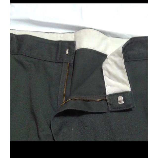 Dickies(ディッキーズ)のDickies 874 激レア ダークグリーン メンズのパンツ(ワークパンツ/カーゴパンツ)の商品写真