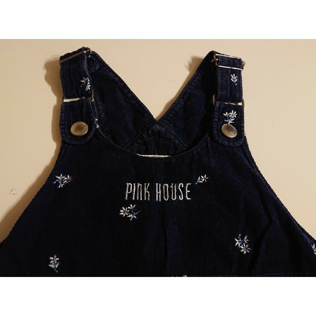 PINK HOUSE(ピンクハウス)の女の子ワンピース(ピンクハウス) キッズ/ベビー/マタニティのキッズ服女の子用(90cm~)(ワンピース)の商品写真