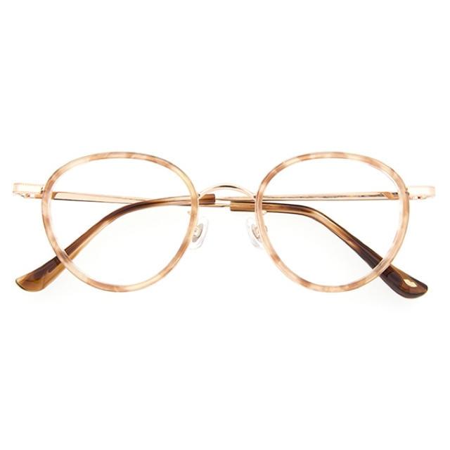 Zoff(ゾフ)のZoff メガネ PCレンズ 度なし レディースのファッション小物(サングラス/メガネ)の商品写真