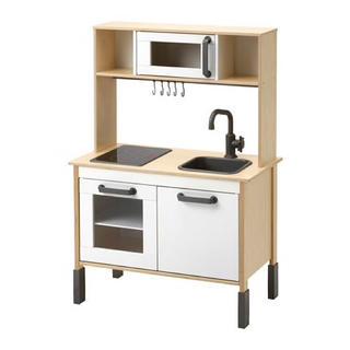 IKEA - DUKTIG ドゥクティグ おままごとキッチン, バーチ