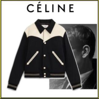 セリーヌ(celine)の【超美品】破格出品 CELINE セリーヌ テディジャケット 48(スタジャン)