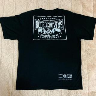 ロデオクラウンズ(RODEO CROWNS)の【RODEO CROWNS】Tシャツ(Tシャツ(半袖/袖なし))