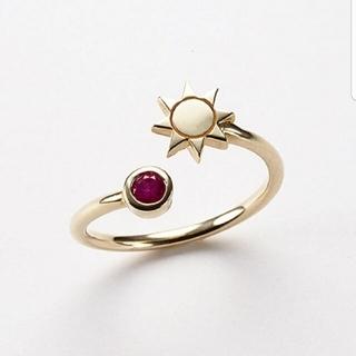 エナソルーナ(Enasoluna)のエナソルーナ sunshine ring(リング(指輪))