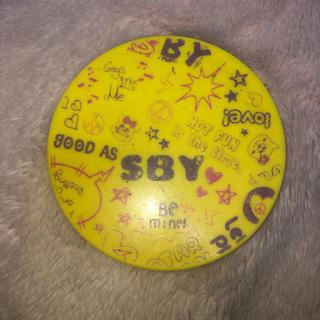 エスビーワイ(SBY)のSBY×nicola 付録 ミラー(ミラー)