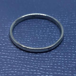 甲丸 シルバー925 リング  30号 シンプル マリッジリング  ギフト銀指輪(リング(指輪))