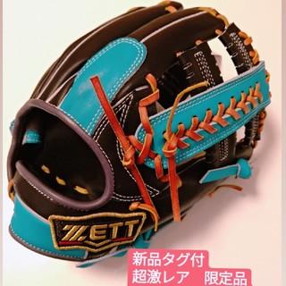 ZETT - 激レア 早い者勝ち ZETT プロステイタス 源田モデル 一般用 展示会限定品