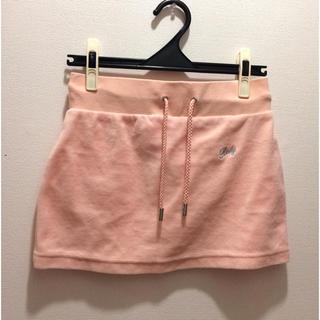 レディー(Rady)のrady ミニ丈スカート ピンク 美品(ミニスカート)