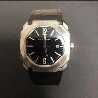 BVLGARI - 値下!BVLGARI ブルガリ オクト ソロテンポ BGO38S 正規品 腕時計