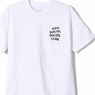 アンチ(ANTI)のANTI SOCIAL SOCIAL CLUB Tシャツ(Tシャツ/カットソー(七分/長袖))