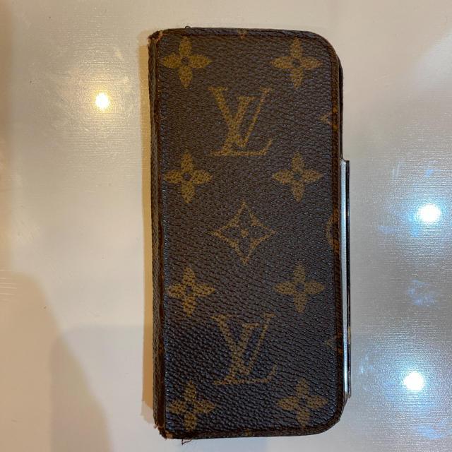LOUIS VUITTON - ルイヴィトン iPhoneケース モノグラムの通販