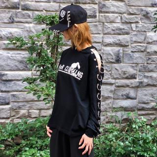 【NieR】15rings LONGTEE【V系】(Tシャツ(長袖/七分))