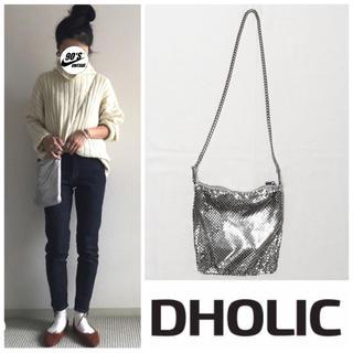 ディーホリック(dholic)のDholic metalmesh shoulderbag(ショルダーバッグ)