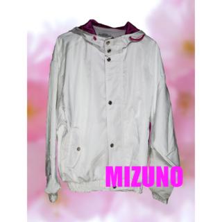 ミズノ(MIZUNO)のMIZUNO  ウインドブレーカー テニスウエア   (トレーナー/スウェット)