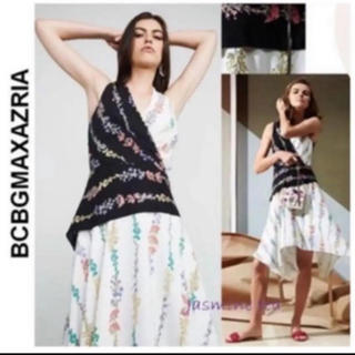ビーシービージーマックスアズリア(BCBGMAXAZRIA)のBCBG MAXAZRIA ワンピース(ロングワンピース/マキシワンピース)