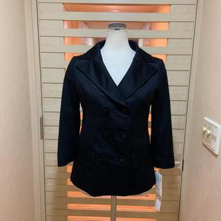 HANAE MORI - ハナエモリ ALMA EN ROSE 新品定価5万5千円+税 春向け黒ジャケット