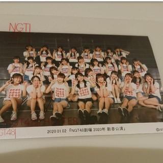 NGT48 - 新春公演生写真 全体ver
