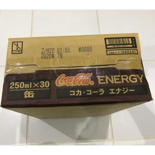 コカコーラ(コカ・コーラ)のコカコーラ エナジー 250ml×30(その他)