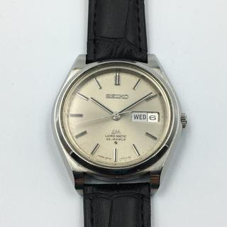 セイコー(SEIKO)のSEIKO セイコー LOAD MATIC ロードマチック  新品ベルト(腕時計(アナログ))