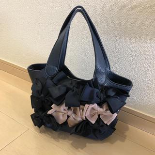 チェスティ(Chesty)の超美品 小川淳子さん 定価3万円程 ポップアップ(ハンドバッグ)