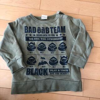 エーアーベー(eaB)のe.a.Bトレーナー 90(Tシャツ/カットソー)