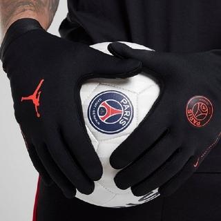 ナイキ(NIKE)の国内正規品 Paris Saint-Germain jordan Groves(手袋)