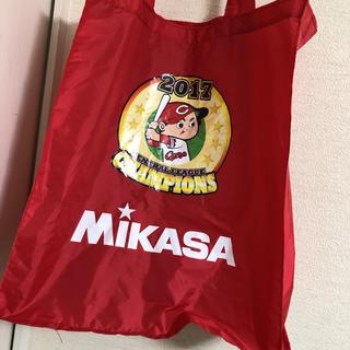 ミカサ(MIKASA)の未使用 ミカサ 広島カープ  優勝記念 バッグ(記念品/関連グッズ)