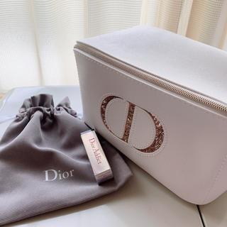 Dior - Dior ポーチ、リップマキシマイザー009サンプル、巾着のセット