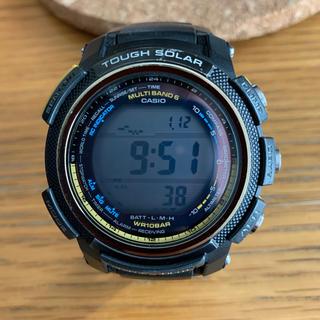 カシオ(CASIO)のCASIO PRO TREK PRW-2000A(腕時計(デジタル))