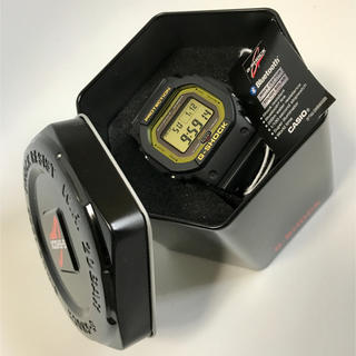 ジーショック(G-SHOCK)のGW-B5600BC-1(腕時計(デジタル))