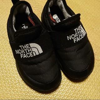 THE NORTH FACE - ノースフェイス キッズ ライトモック ヌプシ スリッポン