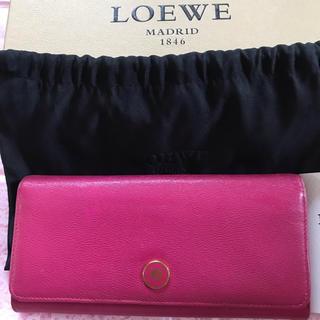 ロエベ(LOEWE)のロエベ長財布(財布)