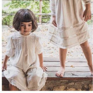 キャラメルベビー&チャイルド(Caramel baby&child )のBonet et Bonet    Vera dress(ワンピース)