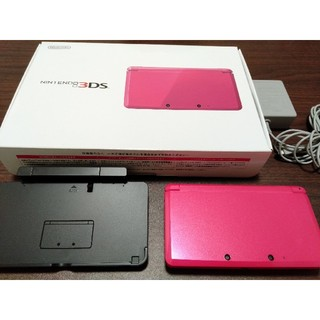 ニンテンドー3DS(ニンテンドー3DS)の3DS(携帯用ゲーム機本体)