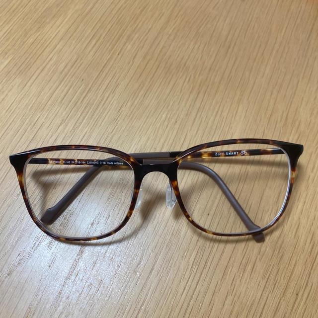 Zoff(ゾフ)のZoff メガネ レディースのファッション小物(サングラス/メガネ)の商品写真