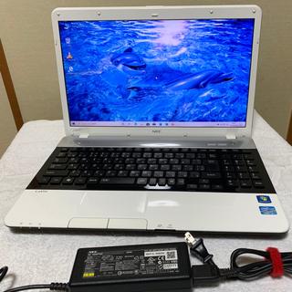 エヌイーシー(NEC)の【やなぎ様専用】人気のLaVie快適サクサク仕様(ノートPC)