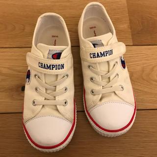 チャンピオン(Champion)のチャンピョン 靴 スニーカー 19.0 champion(スニーカー)