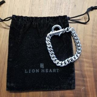 ライオンハート(LION HEART)のLIONHEART ブレスレット(ブレスレット)