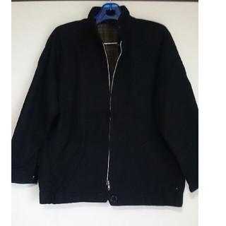 黒 ジャケット(テーラードジャケット)