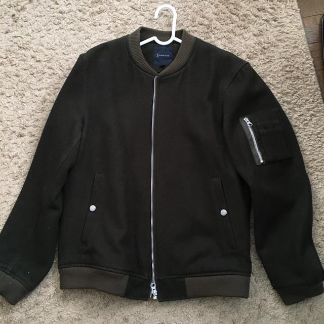 RAGEBLUE(レイジブルー)のRAGEBLUE(レイジーブルー) MA-1 ブルゾン メンズのジャケット/アウター(ブルゾン)の商品写真