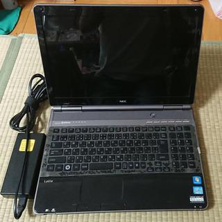 エヌイーシー(NEC)のパソコン(ジャンク品)(ノートPC)