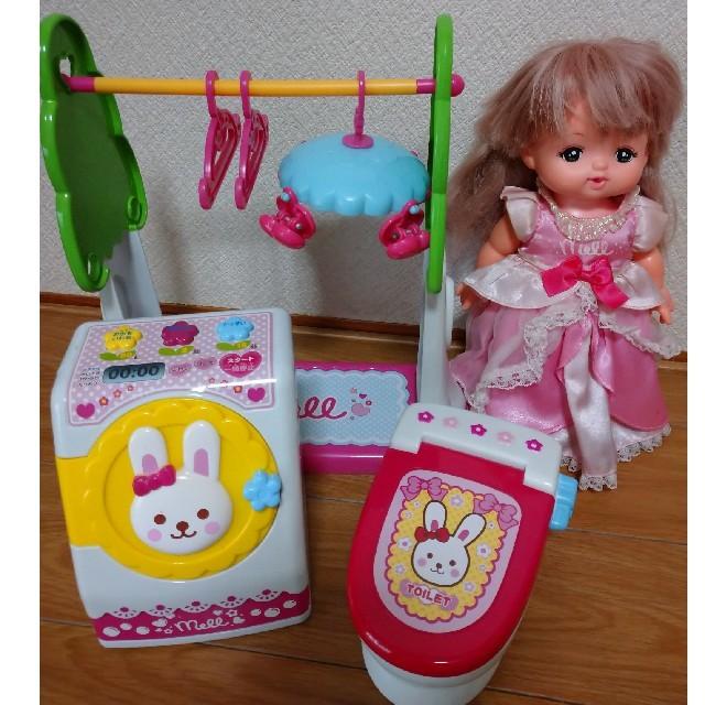 PILOT(パイロット)のメルちゃんグッズ キッズ/ベビー/マタニティのおもちゃ(ぬいぐるみ/人形)の商品写真