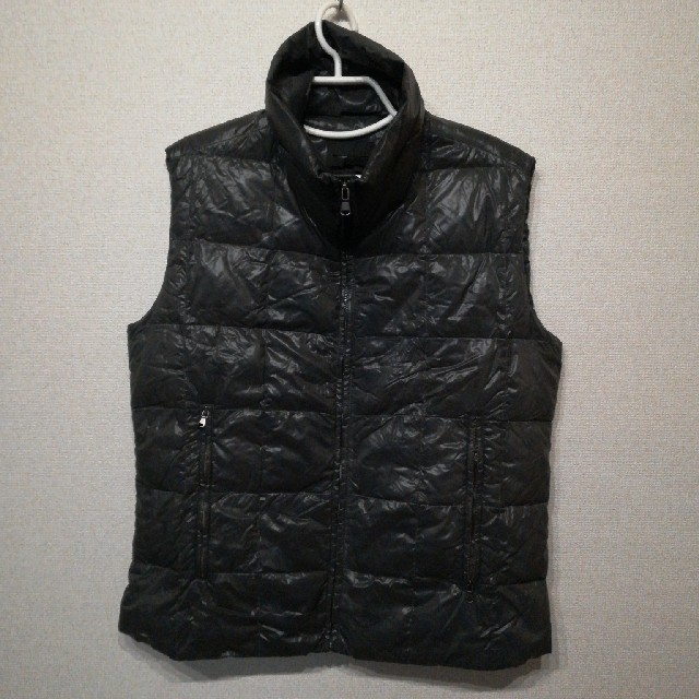 BLACK GOLD(ブラックゴールド)のDIESEL BLACK GOLD ダウンベスト メンズのジャケット/アウター(ダウンベスト)の商品写真