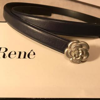 ルネ(René)のRene カメリアベルト 箱付き(ベルト)