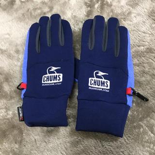 チャムス(CHUMS)のCHUMS チャムス 手袋(手袋)
